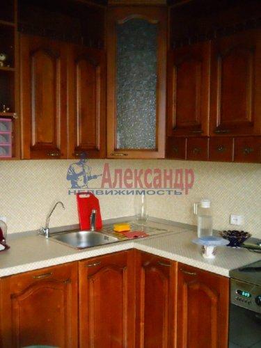3-комнатная квартира (70м2) на продажу по адресу Вербная ул., 13— фото 2 из 10