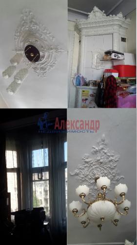 5-комнатная квартира (128м2) на продажу по адресу Каменноостровский пр., 57— фото 4 из 5