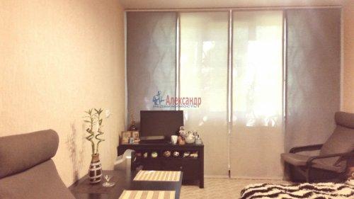 Комната в 2-комнатной квартире (45м2) на продажу по адресу Культуры пр., 12— фото 1 из 7