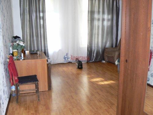 3-комнатная квартира (75м2) на продажу по адресу Малая Посадская ул., 16— фото 2 из 30
