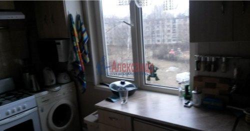 Комната в 3-комнатной квартире (89м2) на продажу по адресу 3 Рабфаковский пер., 8— фото 4 из 9