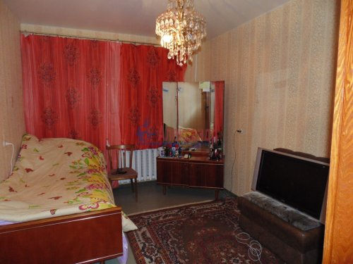 2-комнатная квартира (44м2) на продажу по адресу Сертолово г., Ветеранов ул., 3— фото 8 из 8
