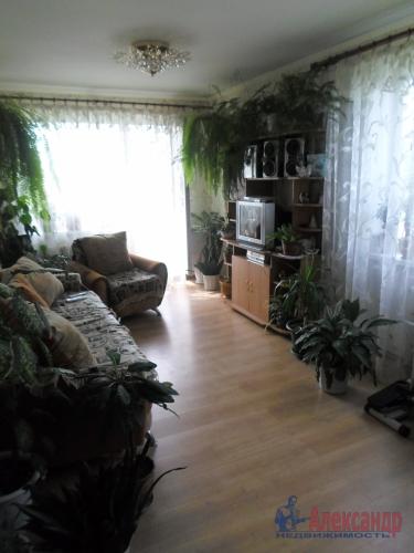 3-комнатная квартира (74м2) на продажу по адресу Снегиревка дер., Майская ул., 1— фото 3 из 38