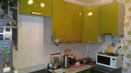 1-комнатная квартира (40м2) на продажу по адресу Науки пр., 79— фото 5 из 8