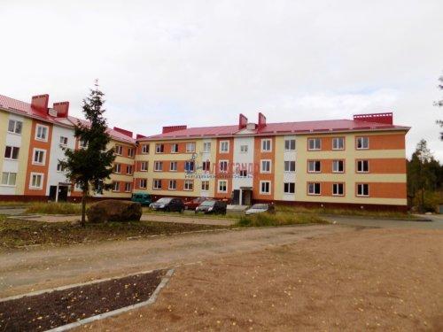 2-комнатная квартира (48м2) на продажу по адресу Выборг г., Сайменское шос., 30 б— фото 1 из 10
