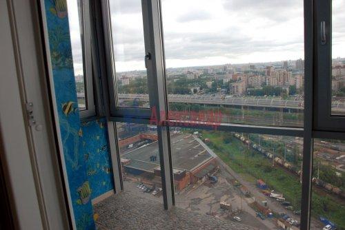 3-комнатная квартира (93м2) на продажу по адресу Народного Ополчения пр., 10— фото 19 из 24