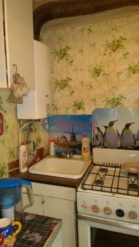 2-комнатная квартира (42м2) на продажу по адресу Пушкин г., Железнодорожная ул., 34— фото 3 из 11