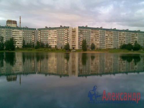 3-комнатная квартира (60м2) на продажу по адресу Новое Девяткино дер., 49— фото 4 из 16