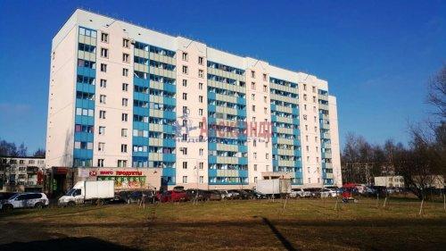 1-комнатная квартира (40м2) на продажу по адресу Науки пр., 79— фото 1 из 8