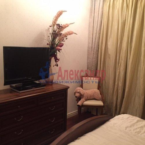 3-комнатная квартира (112м2) на продажу по адресу Капитанская ул., 4— фото 12 из 21