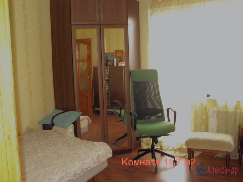 3-комнатная квартира (72м2) на продажу по адресу Хошимина ул., 5— фото 11 из 17