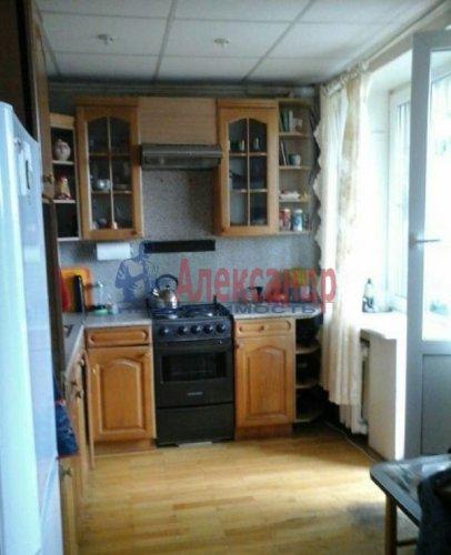 2-комнатная квартира (48м2) на продажу по адресу Кириши г., Ленина пр., 6— фото 5 из 6