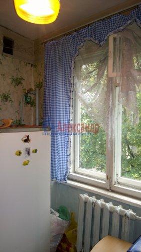 2-комнатная квартира (42м2) на продажу по адресу Пушкин г., Железнодорожная ул., 34— фото 4 из 11