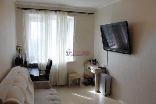 1-комнатная квартира (36м2) на продажу по адресу Есенина ул., 1— фото 15 из 24