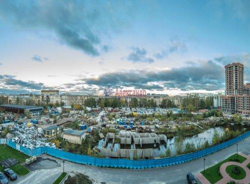 4-комнатная квартира (156м2) на продажу по адресу Варшавская ул., 66— фото 25 из 25
