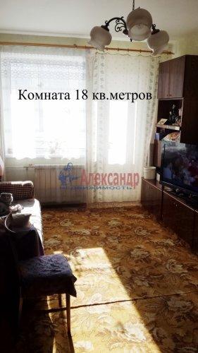 1-комнатная квартира (36м2) на продажу по адресу Выборг г., Победы пр., 33— фото 4 из 7