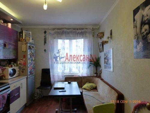 1-комнатная квартира (41м2) на продажу по адресу Бухарестская ул., 156— фото 4 из 9
