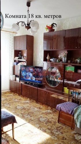 1-комнатная квартира (36м2) на продажу по адресу Выборг г., Победы пр., 33— фото 5 из 7