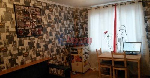 Комната в 3-комнатной квартире (89м2) на продажу по адресу 3 Рабфаковский пер., 8— фото 1 из 9