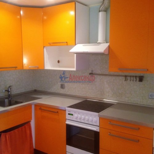 1-комнатная квартира (36м2) на продажу по адресу Комендантский пр., 42— фото 11 из 14