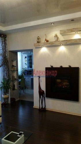 3-комнатная квартира (72м2) на продажу по адресу Шкиперский проток, 2— фото 1 из 12