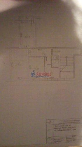 3-комнатная квартира (62м2) на продажу по адресу Колтуши пос., Верхняя ул., 10— фото 11 из 11