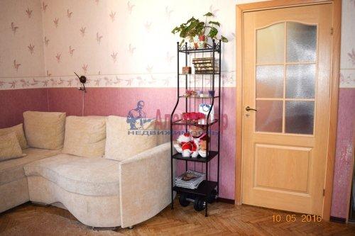 2 комнаты в 6-комнатной квартире (190м2) на продажу по адресу Английский пр., 26— фото 3 из 15