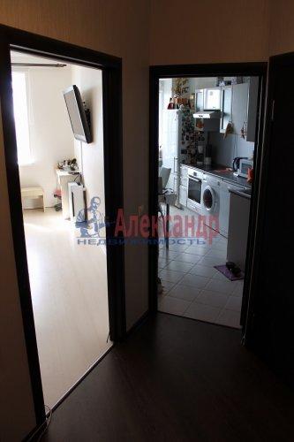 1-комнатная квартира (36м2) на продажу по адресу Есенина ул., 1— фото 17 из 24