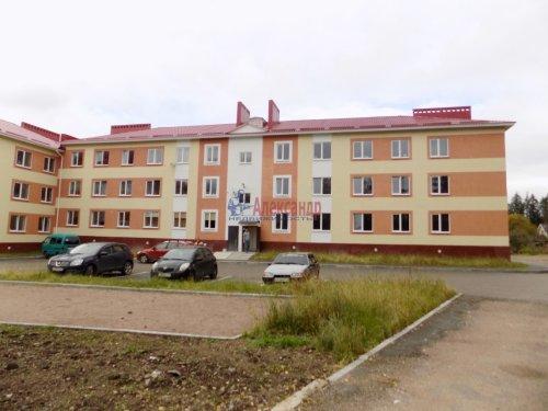 2-комнатная квартира (48м2) на продажу по адресу Выборг г., Сайменское шос., 30 б— фото 10 из 10