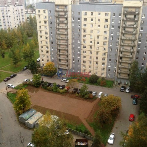 1-комнатная квартира (36м2) на продажу по адресу Комендантский пр., 42— фото 12 из 14