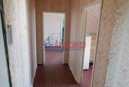 4-комнатная квартира (63м2) на продажу по адресу Гостилицы дер., Комсомольская ул., 5— фото 5 из 11