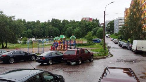 1-комнатная квартира (37м2) на продажу по адресу Выборг г., Победы пр., 14— фото 3 из 13
