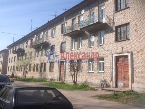 2-комнатная квартира (55м2) на продажу по адресу Ваганово дер., 9— фото 1 из 7