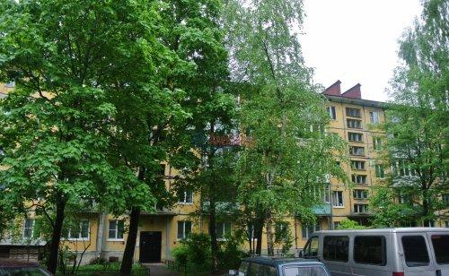 3-комнатная квартира (57м2) на продажу по адресу Сертолово г., Заречная ул., 13— фото 5 из 5