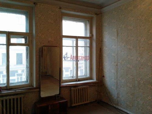 2 комнаты в 4-комнатной квартире (109м2) на продажу по адресу 4 Советская ул., 4— фото 8 из 11