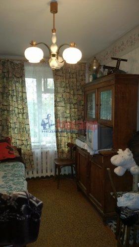2-комнатная квартира (42м2) на продажу по адресу Пушкин г., Железнодорожная ул., 34— фото 7 из 11