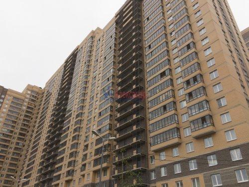 1-комнатная квартира (37м2) на продажу по адресу Парголово пос., Федора Абрамова ул., 18— фото 1 из 15