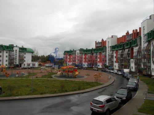 1-комнатная квартира (36м2) на продажу по адресу Всеволожск г., Пугаревский пр-зд, 1— фото 1 из 5