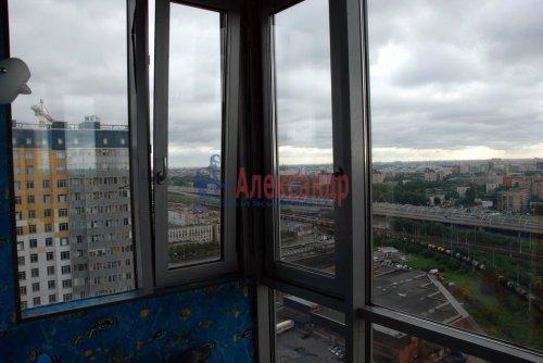 3-комнатная квартира (93м2) на продажу по адресу Народного Ополчения пр., 10— фото 20 из 24