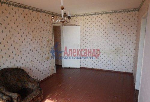 4-комнатная квартира (63м2) на продажу по адресу Гостилицы дер., Комсомольская ул., 5— фото 9 из 11