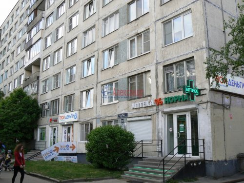 Комната в 3-комнатной квартире (74м2) на продажу по адресу Белы Куна ул., 6— фото 12 из 12