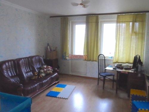 2-комнатная квартира (56м2) на продажу по адресу Всеволожск г., Героев ул., 9— фото 6 из 9