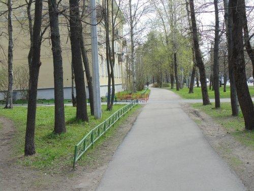 2-комнатная квартира (54м2) на продажу по адресу Песочный пос., Ленинградская ул., 44— фото 15 из 15