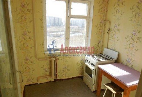 4-комнатная квартира (63м2) на продажу по адресу Гостилицы дер., Комсомольская ул., 5— фото 10 из 11
