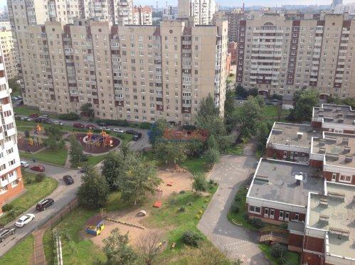 1-комнатная квартира (41м2) на продажу по адресу Савушкина ул., 117— фото 9 из 14