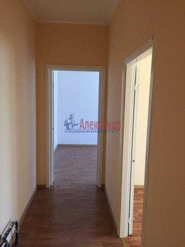 2-комнатная квартира (53м2) на продажу по адресу Сосновый Бор г., Молодежная ул., 86— фото 2 из 7