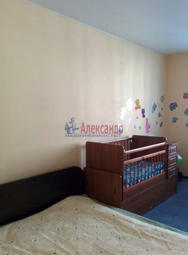 1-комнатная квартира (43м2) на продажу по адресу Всеволожск г., Доктора Сотникова ул., 1— фото 3 из 12
