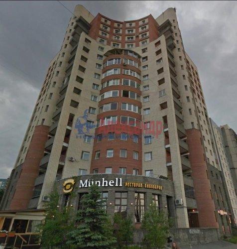 1-комнатная квартира (36м2) на продажу по адресу Комендантский пр., 42— фото 1 из 14