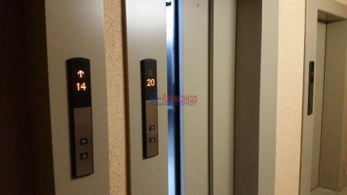3-комнатная квартира (91м2) на продажу по адресу Кудрово дер., Областная ул., 1— фото 9 из 24