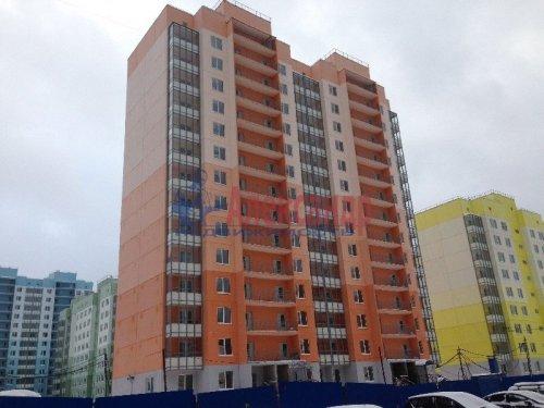 1-комнатная квартира (39м2) на продажу по адресу Всеволожск г., Знаменская ул., 3— фото 6 из 6